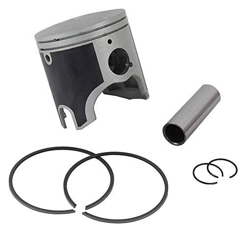 Jet Ski PWC Piston and Ring Kit for Yamaha XL LIMITED GPR 1200 1200PV XLT GP1200R XR 1800 PWC Replaces 66V-11631-00-A0 and 66V-11631-00 STD - Also Replaces 47-407
