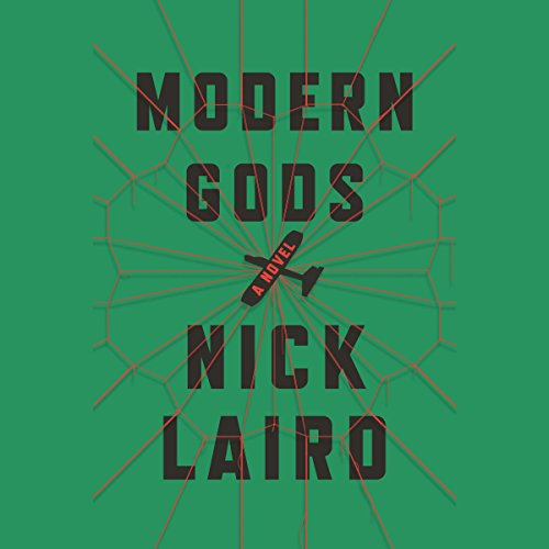 Modern Gods audiobook cover art