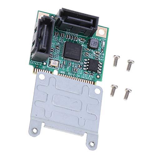 #N/A SATA 3.0 Mini PCIExpressコントローラーカードMiniPCI-E To SATA Converter