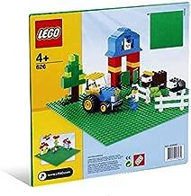 LEGO Green Baseplate 626 (10