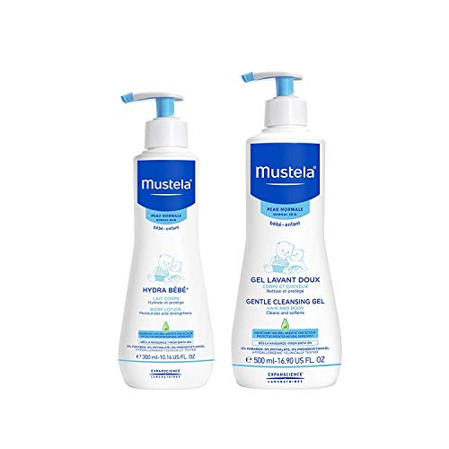 Mustela Bathtime Gift Set,