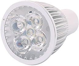 DealMux AC 86-265V GU10 LED Light 5W 5 LEDs Spotlight Down Lamp Bulb Lighting Pure White