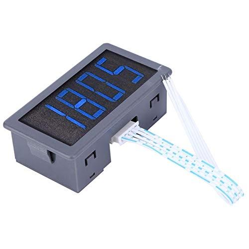 Tacómetro de motor Tacómetro LED de alta precisión para medición de velocidad.(Speedometer)