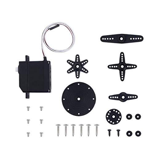 Micro Servo Motor Mini 9G Metallgetriebe High Torque Getriebe für RC Flugzeug