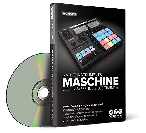 Native Instruments Maschine – das umfassende Videotraining