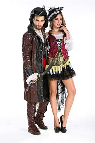 Disfraces de piratas para pareja