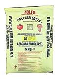 CALTABELLOTTA ZOLFO CORRETTIVO 50 Giallo kg. 5 Polvere SECCA X Agricoltura Verdura Frutta UVA