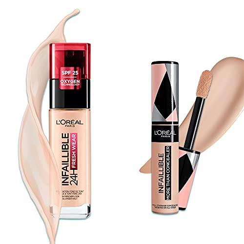base loreal infallible pro matte 107 fabricante L'Oréal Paris