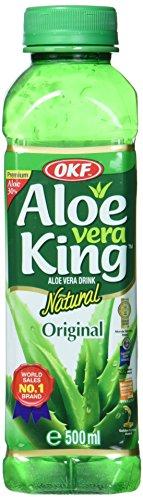 OKF Aloe Vera Getränk Original, 20er Pack (20 x 500 ml)