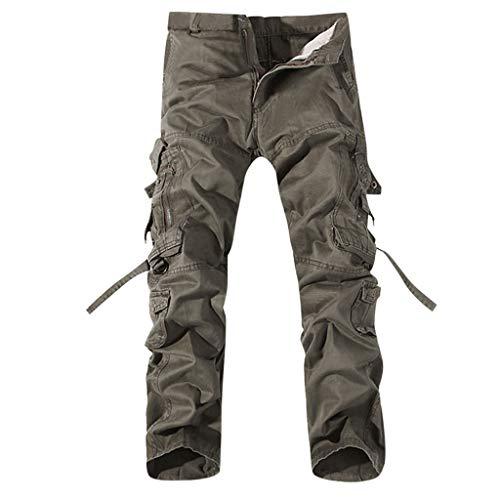 Pantalones Deporte Hombre Gimnasio PantalóN Una Pieza Pantalones CháNdal...