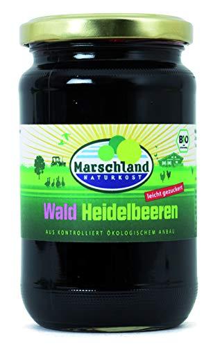 Marschland Bio-Waldheidelbeeren, 6 stück