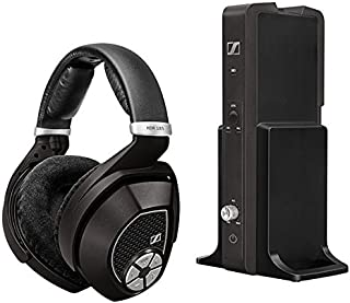 Sennheiser RS185 Uncompressed Sound Wireless Headphones