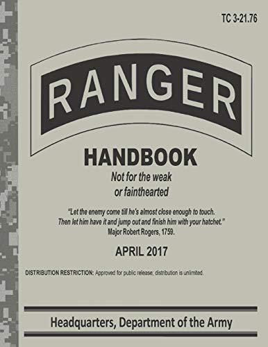 Ranger Handbook TC 3-21.76: Updated version