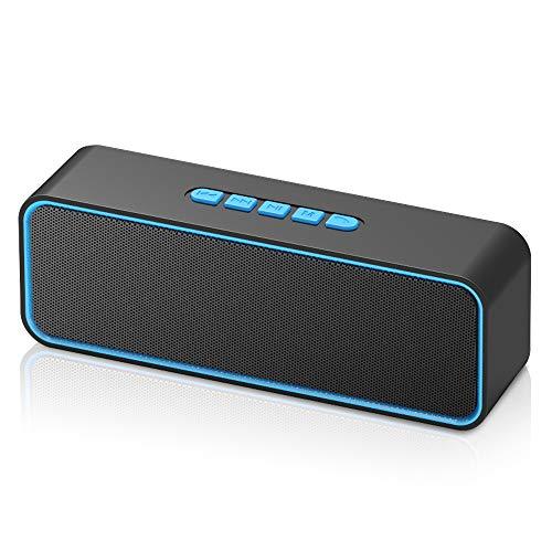 Altavoz Bluetooth portátil Sonkir, Altavoz inalámbrico Blu
