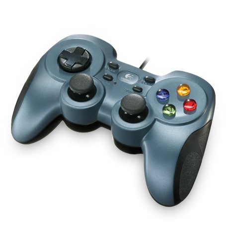Logitech Rumble Gamepad F510 With Broad Game Support and Dual Vibration Motors
