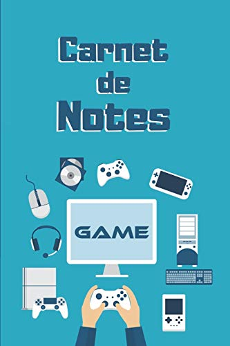 pas cher un bon Notebook: Notebook Gamer    Format 15,24 × 22,86 cm, 100 pages    Tendances et…