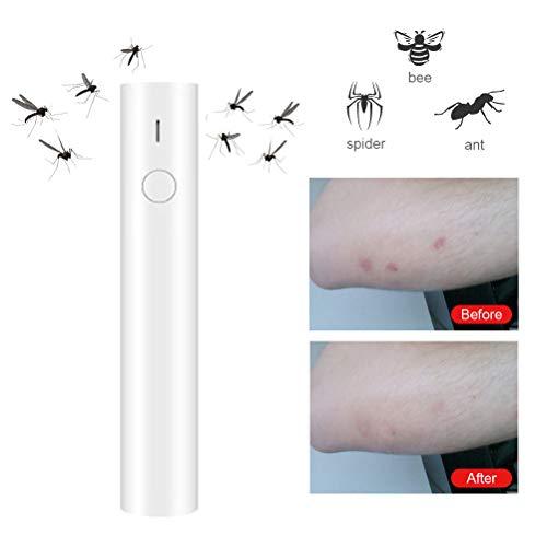 Oulian Mückenstich Antipruritic Pen, Elektronischer Stichheiler gegen Juckreiz, Insektenstich Stift mit präziser Temperaturregelung, Gerät Biss von Bug Itch Neutralizer Relief für Kinder Erwachsene