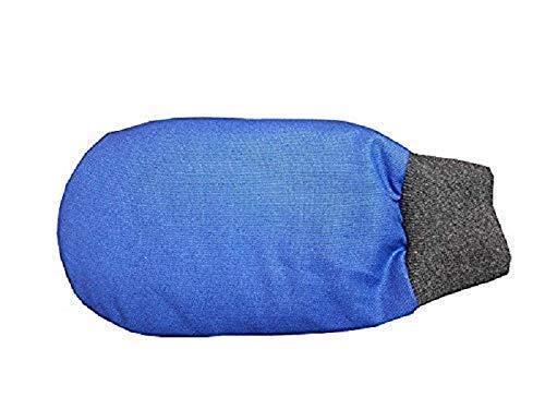 Kälte und Wärme Therapie für die Hand mit Raps Rheuma Handschuh z.B. Hilfe bei Rheumaschub und Arthrose in Händen, mit Farbauswahl