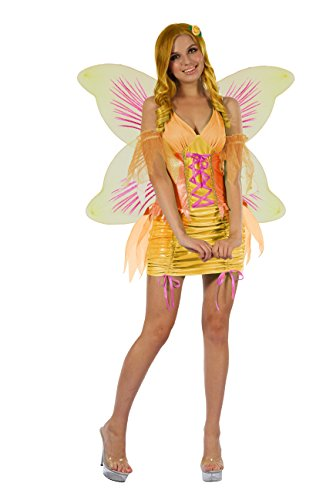 Fiori Paolo 27528 - Magic Fairy, Oro, Taglia Unica