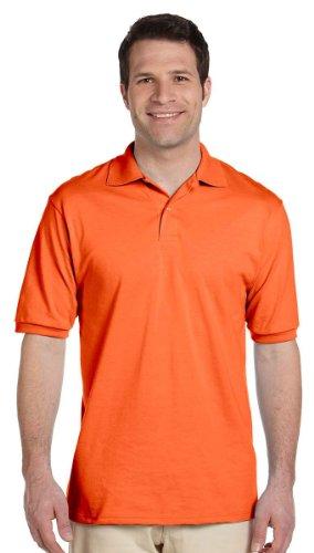 Jerzees Herren Poloshirt 50/50 mit SpotShield, 437, blau, 437 58