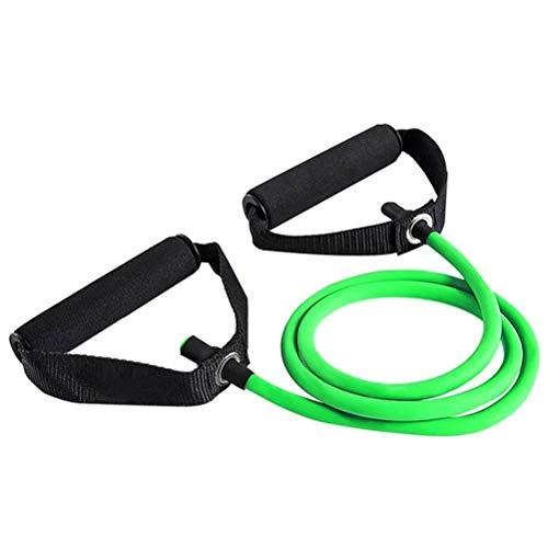 Bandas Kit de Deporte de Resistencia Fitness Gym Deporte Banda Elástica Entrenamiento Bandas expansor de tracción por Cable Tubos de Fitness Aparatos para Hacer Ejercicio