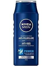 Nivea Men Shampoo Power Anti-Roos, 250 ml