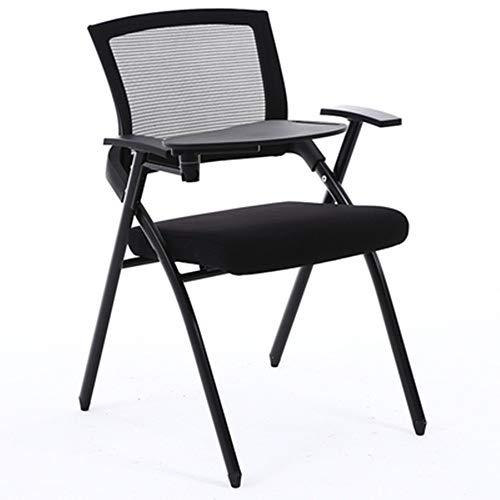 CHENSHJI voorzitter van de verslaggevers nieuws conferentie gevoerde stoel en rugleuning vergadering stoel is ideaal voor horeca frame vouwen terug rust stoel