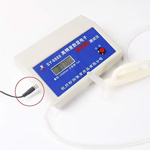 Pgige Automctic Digital Spiromètre Électronique 4 Bits HD...