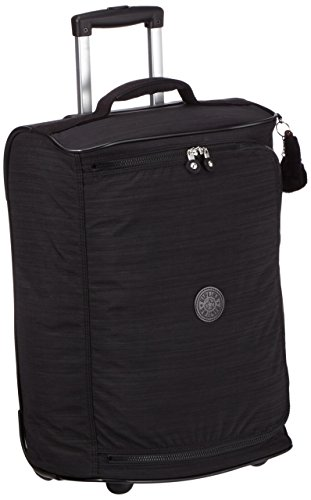 Kipling TEAGAN XS - Trolley, color Negro (Dazz Black), 33 litros, tamaño: 36.5 B x 50.5 H x 21 L cm