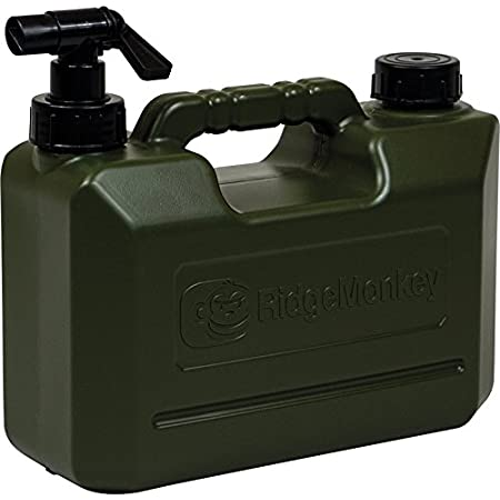 Nash Shatterproof Water Container 5ltr or 10ltr