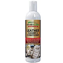 KevianClean Leather Cleaner and Conditioner-8 Ounces Review
