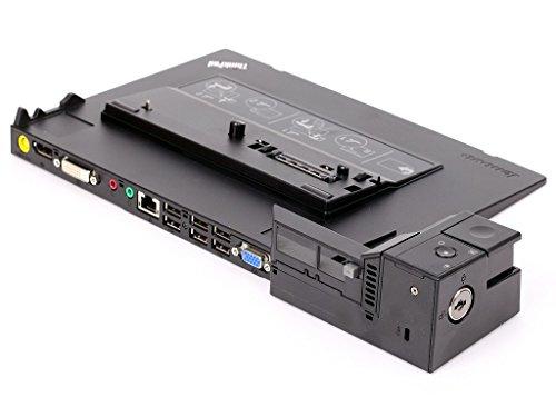 Lenovo ThinkPad Mini Dock Series 3 Type 4337 ohne Schlüssel für ThinkPad T400s, T410, T410i, T410s, T410si, T420, T420i, T420s, T420si, T510, T510i, A-WARE