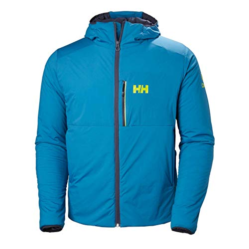 Helly-Hansen Men's Odin Stretch Insulated Jacket, Celestial, Large