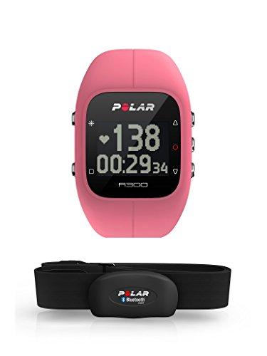 Polar A300 Fitness und Activity Tracker mit Polar Bluetooth Smart Herzfrequenz-Sensoren kompatibel