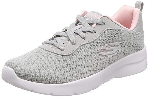 Skechers 12964/LGPK Sneakers Donna Grigio 40