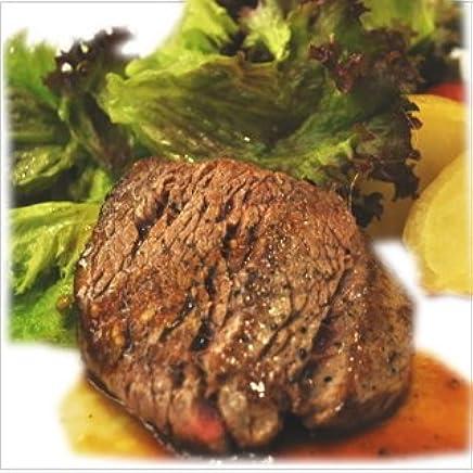 オーストラリア産 牛ヒレ(ステーキ用)<冷凍真空個別パック>1枚/100g