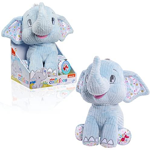 Canticos Nickelodeon Little Elephant: Elefantito Medium Plush with...