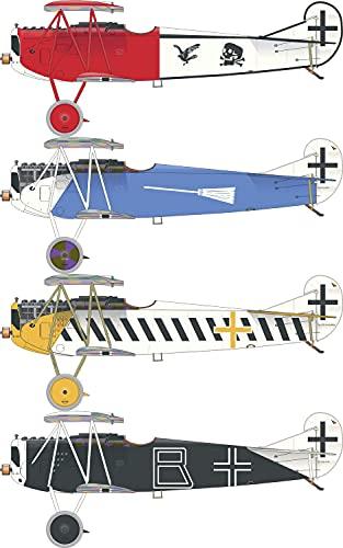 エデュアルド 1/72 ウィークエンドエディション ドイツ空軍 フォッカー D.7 (OAW) プラモデル EDU7407