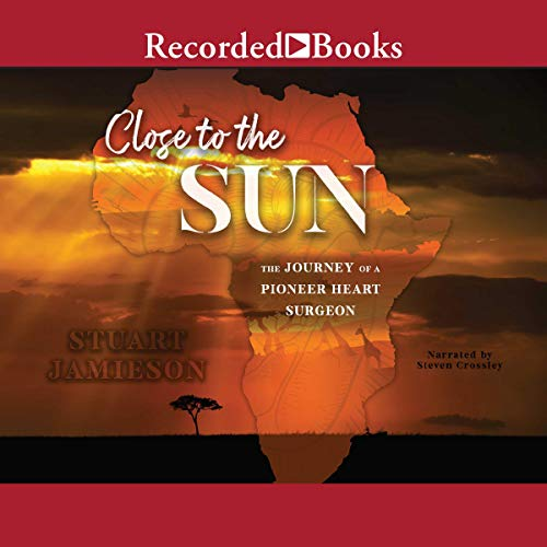 Close to the Sun audiobook cover art