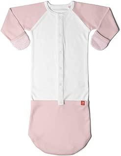 drop bottom baby pajamas