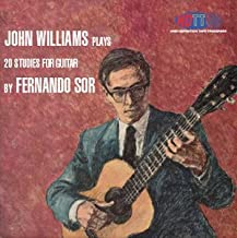 John Williams Plays 20 Studies By Fernando Sor