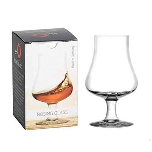 Alemania Stolzle Whisky Copita Nosing Glass Cristal Whisky Goblet Vaso ISO Brandy Snifters Cata de vinos Sommelier Tasting Cup