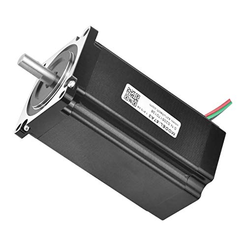 Rtelligent Motor paso a paso Nema 23 Bipolar Open Loop CNC 3 Nm 4 A 2 fases 100 mm longitud para impresora 3D