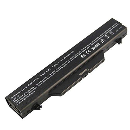 ARyee 4400mAh batería 10.8V 4710S Batería portátil reemplazo para HP Probook 4510S 4510s / CT 4515S 4515S / CT 4710S 4710S / CT