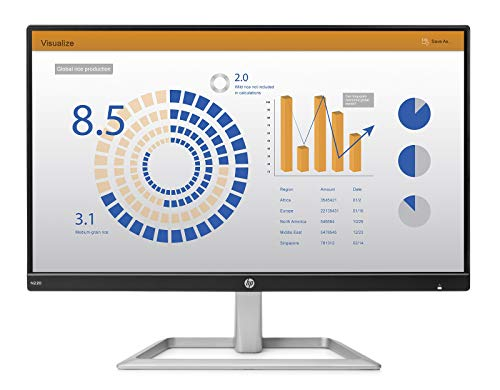 HP N220 LCD Monitor 21.5