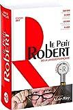 Le petit Robert de la Langue Française 2017 + Clé - Livre avec 1 clé d'accès au dictionnaire numérique, Edition 2017 - Le Robert - 12/05/2016