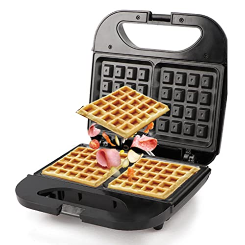 Waffeleisen, Double Side Square...