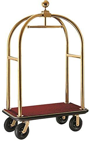 Carrello per bagagli Adlon Gold Premium