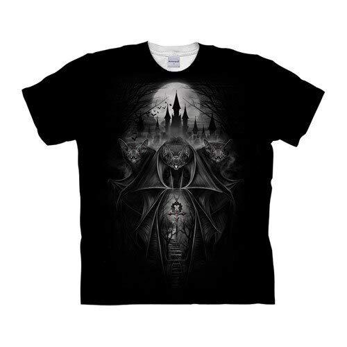 T-Shirt Crâne T-Shirts 3D T-Shirt Hommes T-Shirt Streatwear Tee Top À Manches Courtes Hip Hop XXXL Tx1050