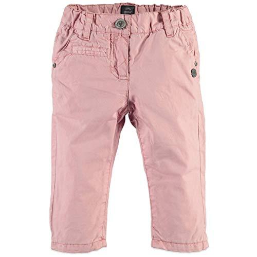Babyface Filles Pantalon 8208278, Couleur Pastel Rose - Clair Rose, 92 cm